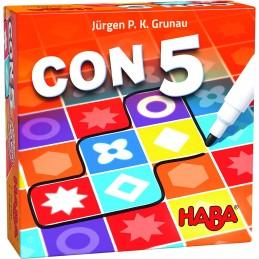 CON5 - JUEGO DE MESA