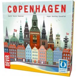 COPENHAGUE - JUEGO DE MESA