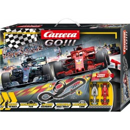 1:43 SPEED GRIP CARRERA GO