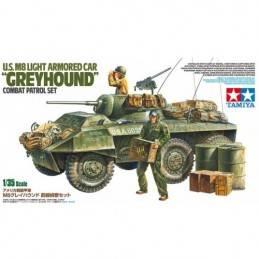 1:35 U.S. M8 LIGHT ARMORED...