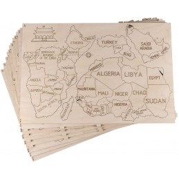 WORLD MAP - MAPAMUNDI -...
