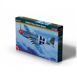 1:72 P-51 B-5 HURRY HOME HONEY