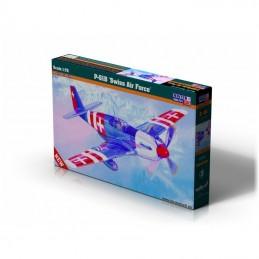 1:72 P-51B SWISS AIR FORCE