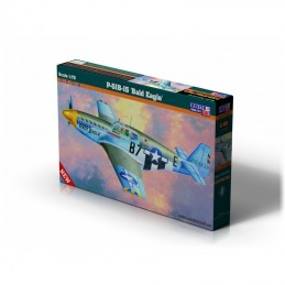 1:72 P-51B-15 BALD EAGLE