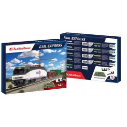 HO STARTER SET RAIL EXPRESS...