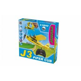 AVION PIPER J3-CUB 2.4GHZ...