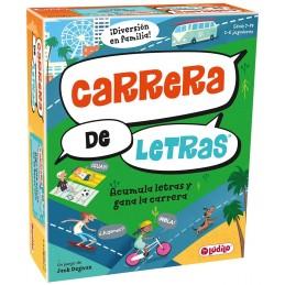 CARRERA DE LETRAS - JUEGO...