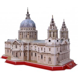 ST- PAUL'S CATHEDRAL 3D