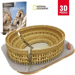 THE COLISEUM ROMA 3D