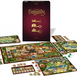 THE CASTLES OF BURGUNDY -...