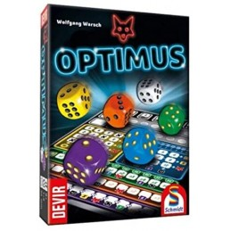 OPTIMUS - JUEGO DE MESA