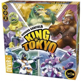 KING OF TOKYO - JUEGO DE MESA