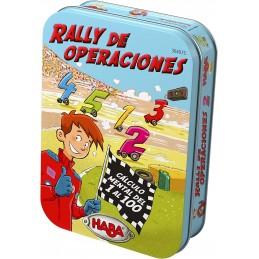 RALLY DE OPERACIONES -...