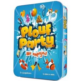 PLOUF PARTY - JUEGO DE MESA