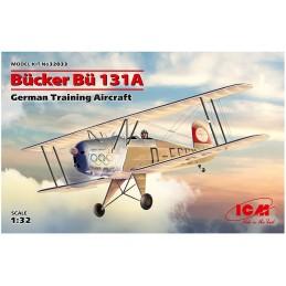 1:32 BUCKER BU 131A, GERMAN