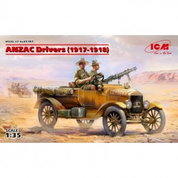 1:35 ANZAC DRIVERS (1917-1918)
