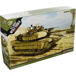 1:35 U.S. ARMY M1A2 TUSK II