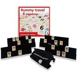 RUMMY TRAVEL - 6 JUGADORES