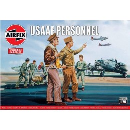 1:76 USAAF PERSONNEL