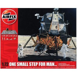 1:72 ONE SMALL STEP FOR MAN