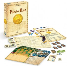 PUERTO RICO - JUEGO DE MESA