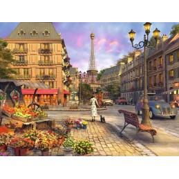 PUZZLE 1500 VINTAGE PARIS