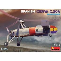 1:35 SPANISH CIERVA C.30A...
