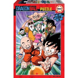 PUZZLE 200 DRAGON BALL
