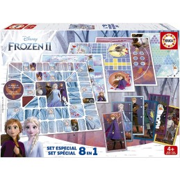 SET 8 EN 1 FROZEN II