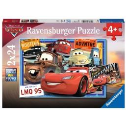 PUZZLE 2X24 CARS