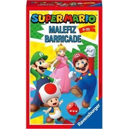 SUPER MARIO MALEFIC BARRICADE