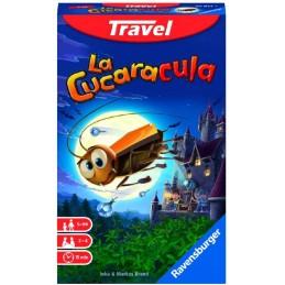 LA CUCARACULA - JUEGO DE VIAJE