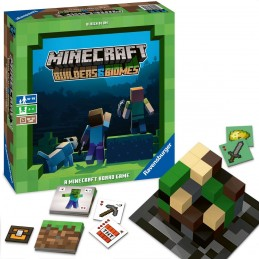MINECRAFT BOARD GAME -...