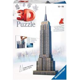 PUZZLE 3D EMPIRE STATE BUILDIN