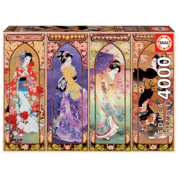 PUZZLE 4000 JAPANESE COLLAGE