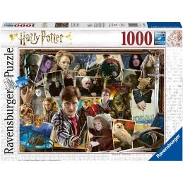 PUZZLE 1000 HARRY POTTER VS...