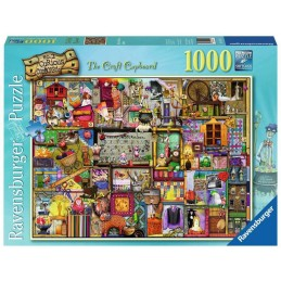 PUZZLE 1000 THE CRAFT CUPBOARD