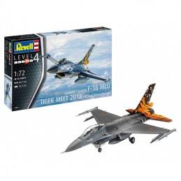 1:72 F-16 MLU 31 TIGER MEET...