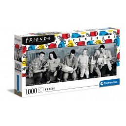 PUZZLE 1000 FRIEND PANORAMA