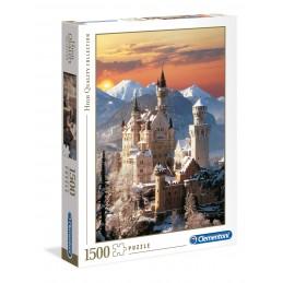 PUZZLE 1500 NEUSCHWANSTEIN