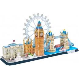CITY LONDRES - PUZZLE 3D