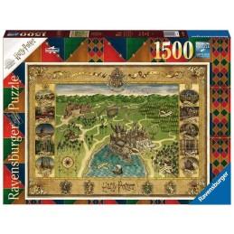 PUZZLE 1500 MAPA DE...