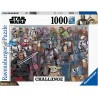 PUZZLE 1500 SW: CHALLENGE BABY YODA