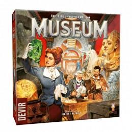 MUSEUM - JUEGO DE MESA