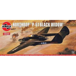 1:72 NORTHROP P-61 BLACK WIDOW