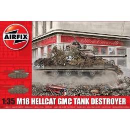 1:35 M18 HELLCAT GMC TANK...