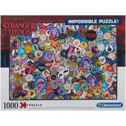 PUZZLE 1000 STRANGER THINGS...