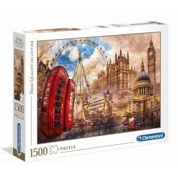 PUZZLE 1500 VINTAGE LONDON