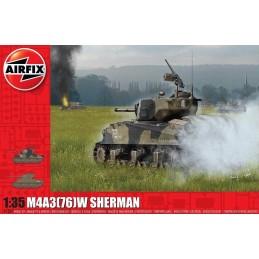 1:35 M4A3(76)W SHERMAN