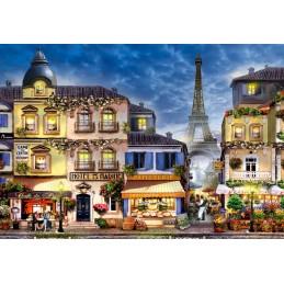 PUZZLE 75 BREAKFAST IN PARIS S